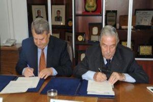توقيع اتفاق تعاون وتنسيق بين غرفة تجارة دمشق والمعهد العالي لإدارة الأعمال هبا