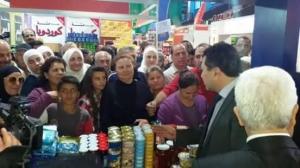 رئيس غرفة صناعة دمشق: الحسومات في مهرجان التسوق تصل إلى 50 بالمئة