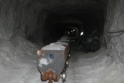 ترخيص لـ 160 معملاً لاستخراج الملح الصخري في سورية خلال 3 سنوات