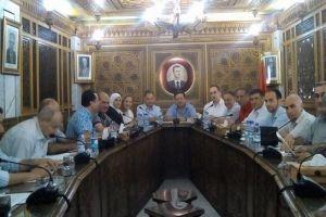 صناعيو دمشق يطالبون بتعديل الآلية الجديدة لمنح إجازات الاستيراد
