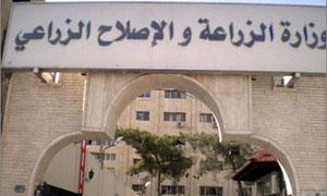وزارة الزراعة تنتهي من إعداد صك تشرعي
