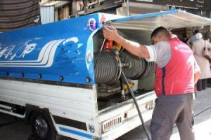 الوزير غانم: الحكومة تدفع مليار ليرة يومياً لدعم المشتقات النفطية