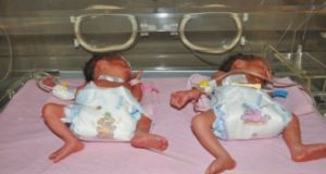 الولادات في سورية تنخفض إلى نحو 200 ألف طفل خلال 2015