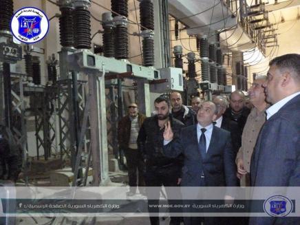 الكهرباء: تدشين محطة الفيحاء بكلفة 6 مليارات ليرة الأسبوع القادم