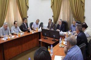 الشيخة يدعو مؤسسة مياه دمشق لتلافي حدوث أي اختناقات بمياه الشرب خلال الصيف