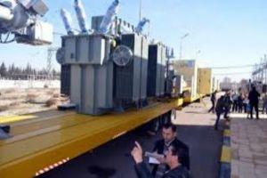 وزارة الكهرباء تبحث استيراد مجموعات غازية نقالة لتوليد الكهرباء