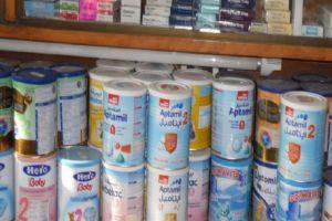 حليب الأطفال سيتوفر في الأسواق السورية خلال 10 أيام