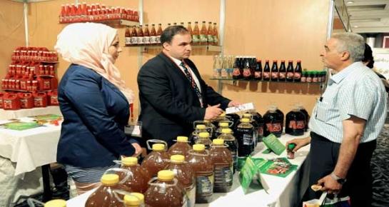 معرض فود إكسبو للصناعات الغذائية والتعبئة والتغليف بدمشق يختتم أعماله