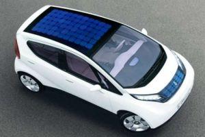 في سورية...تصنيع سيارة تعمل على الطاقة الشمسية