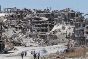ثلاث جهات للكشف عن الأبنية المتضررة في الغوطة الشرقية