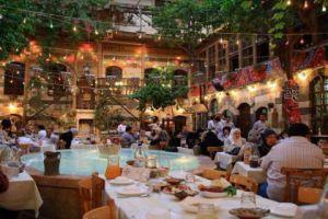 ارتفاع نسبة التحصيل الضريبي من مطاعم دمشق بنسبة 100 بالمئة