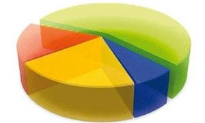 المركزي للإحصاء: 39.4٪ معدل البطالة في عام 2012