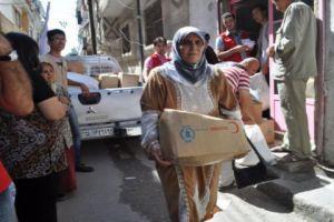 لا مزيد من مساعدات السلل الغذائية في سورية .. وهذا هو البديل!