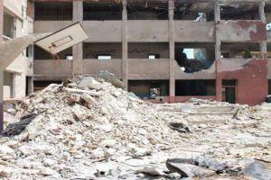 محافظة ريف دمشق: منظمات دولية ستعمل على إزالة الأنقاض
