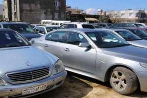 هكذا يتم إدخال السيارات المهربة إلى سورية .. وهكذا يتم تزوير أوراقها!!