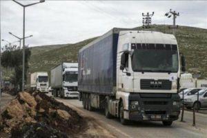 وفد أردني: رسوم الترانزيت مع سورية مرتفعة وسنعيد دراستها