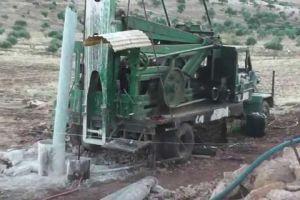 مصادرة 68 حفارة آبار مخالفة خلال شهرين