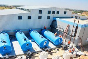 مشروع استراتيجي لتحلية مياه البحر في سورية