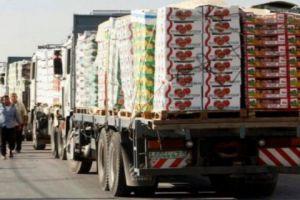 غرف الزراعة السورية: لم يصلنا قرار رسمي بمنع تصدير الخضار إلى الأردن