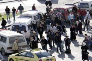 محافظة دمشق: تركيب جهاز GPS لمراقبة السرافيس وليس التكاسي!!