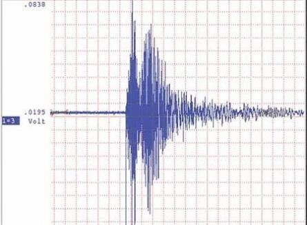 هزة أرضية بقوة 4،3 درجات تضرب غرب دير الزور يوم أمس