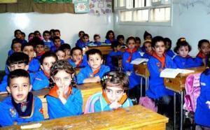 محافظة دمشق تغلق المدارس بوجه الطلاب!!