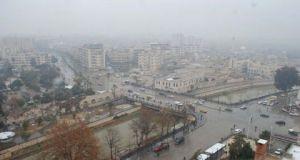 توقعات أن تشهد سورية منخفض شديد الفعالية يبدأ مساء الجمعة