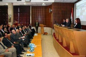 قد تصنف سورية ضمن المناطق الجافة..وزير المياه: الهطولات المطرية لهذا العام لم تتجاوز 50 %