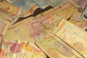 من أصل 9.8 مليون ليرة..المركزي يوافق على استبدال أكثر من 6 ملايين ليرة مشوهة