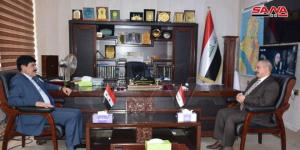 مباحثات سورية عراقية للإسراع بفتح معبر البوكمال الحدودي