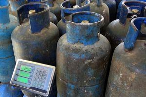 وزن اسطوانة الغاز 24 3 كغ وتوجه لختم أسطوانة الغاز بسدادة بلاستيكية قريبا B2b Sy