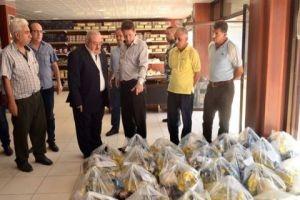 استهلاكية حلب تطرح سلة غذائية بـ5500 ليرة