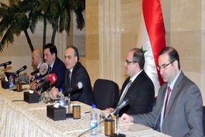 الحكومة تجتمع مع رجال الأعمال وتحدد أسس المشاركة في الملتقى السوري الروسي الاقتصادي