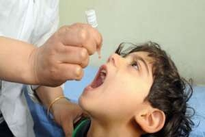 الصحة تطلق حملة تلقيح جديدة ضد شلل الأطفال اليوم