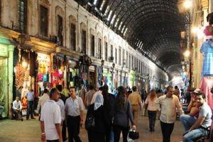 ركود أسواق دمشق بعد العيد..التموين: 30% من المواد الغذائية والمنظفات مخالفة للمواصفات!