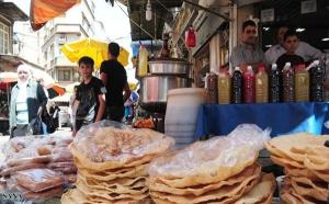 المشروبات الرمضانية في سورية... العرقوس بـ100 والتمر هندي و الجلاب بـ 300 ليرة للكيس