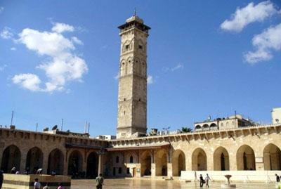 تشكيل لجنة لإنجاز وصيانة الجامع الأموي الكبير في حلب