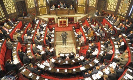 مجلس الشعب يقر تعديل قانون