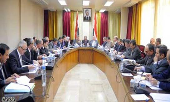 لجنة الموازنة والحسابات تناقش خطة وزارة الاقتصاد حول موازنتها الاستثمارية