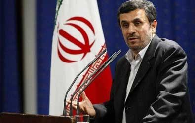 أحمدي نجاد: عوائد النفط بلغت 35 مليار دولار خلال عامين