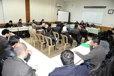جامعة دمشق تقيم ورشة عمل حول تحديد النهج الاقتصادي في سورية