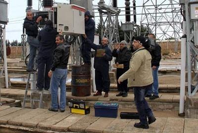 الكهرباء: عودة التغذية الطبيعية لأشرفية صحنايا بعد تركيب خط بديل