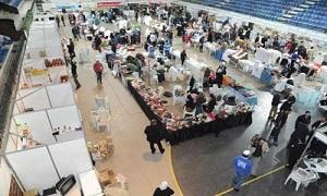 افتتاح سوق البركة الخيري ... مدير سندس: أسعار مخفضة تقل عن السوق بنسبة  45%