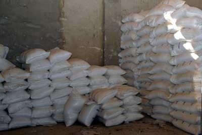 شركة الأسمدة تعود للإنتاج.. واتخاذ إجراءات لتصريف المخازين التي تجاوزت الـ 83 ألف طن