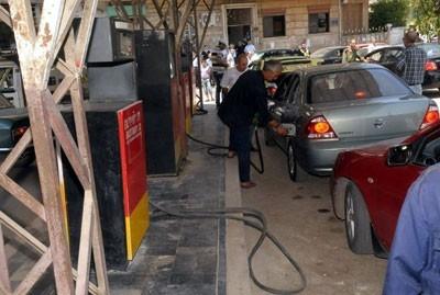 تقرير:استهلاك السيارات الحكومية من البنزين في سورية ينخفض بنسبة 22.5%.. والمازوت إلى 28 مليون ليرة في 2013