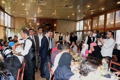 بالصور لتنشيط السياحة الداخلية.. يازجي يدعو إلى ربط الجودة بالسعر في مطاعم دمشق