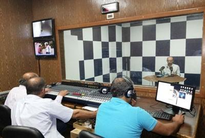 زنوبيا.. إطلاق أول محطة إذاعية في حمص