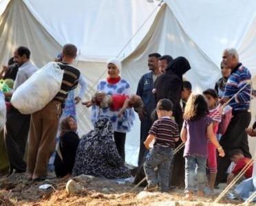 الغذاء العالمي:  14 دولاراً شهرياً فقط راتب اللاجئ السوري في الأردن خلال 2016 !!