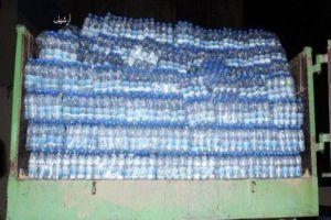 ضبط معمل يقوم بتزوير مياه (بقين وفيجة)