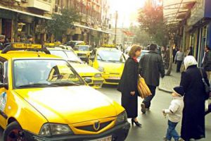 محافظة دمشق تدرس وضع تعرفة جديدة للتكاسي...تعرفوا عليها